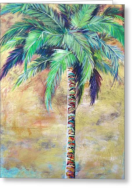 Mystic Palm Greeting Card