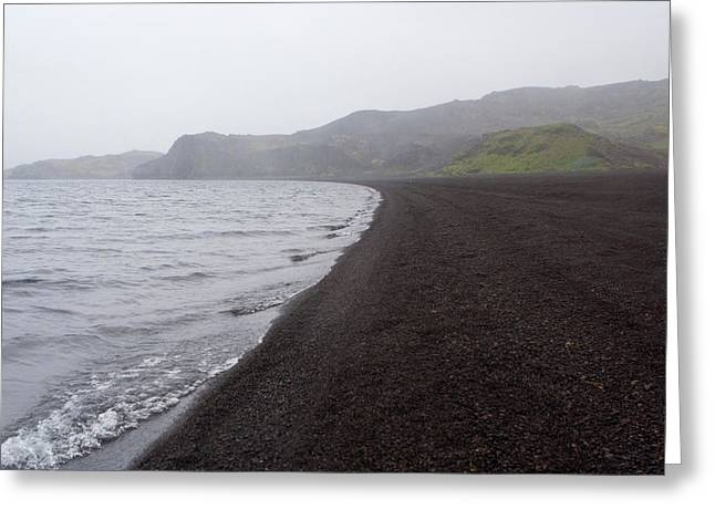 Greeting Card featuring the photograph Mystical Island - Healing Waters 3 by Matthew Wolf