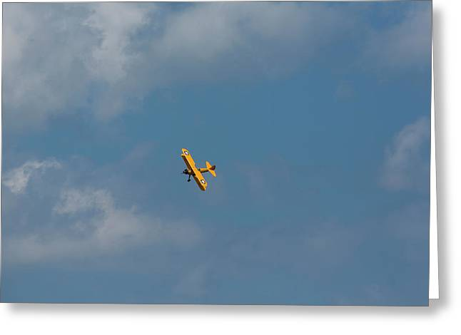 Stearman Biplane Greeting Cards (Page #7 of 7) | Fine Art