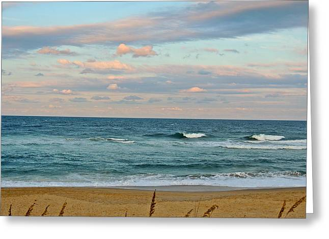 Nags Head Beauty Greeting Card