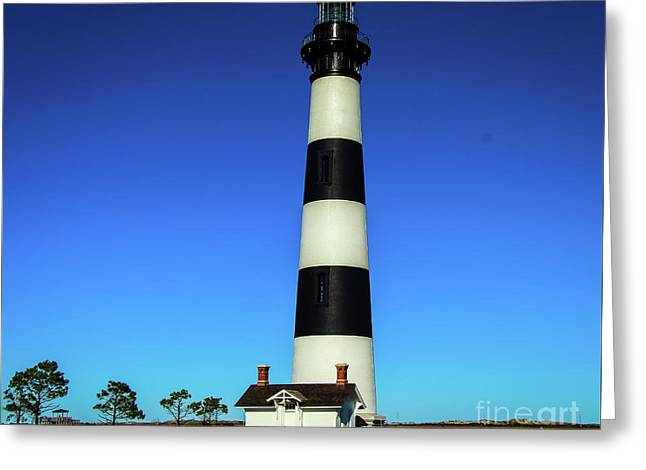 Nags Head Lighthouse Greeting Card