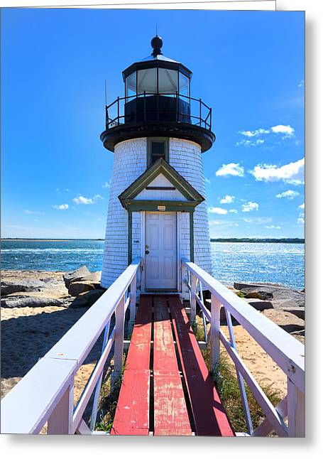 Nantucket Lighthouse - Y3 Greeting Card