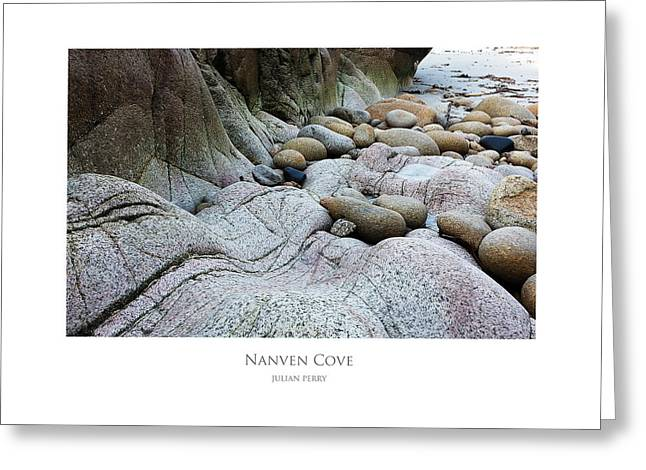 Nanven Cove Greeting Card