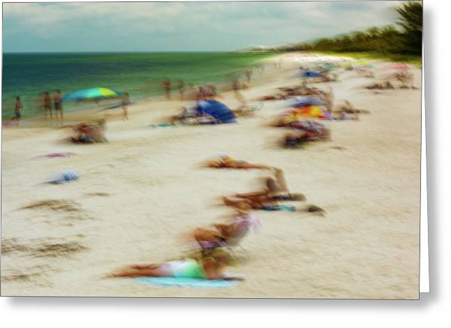 Naples Florida Greeting Card