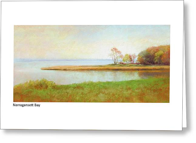 Narragansett Bay Greeting Card