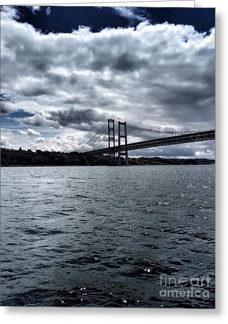 Narrows Bridge Greeting Card