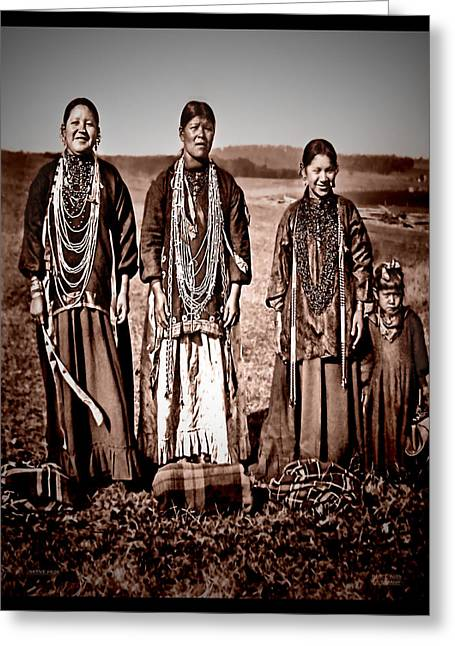 Native Pride Greeting Card