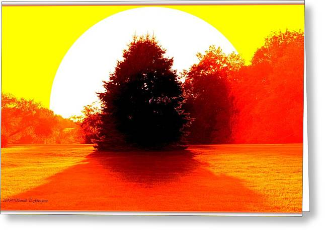 Nature 1 Greeting Card by Sonali Gangane