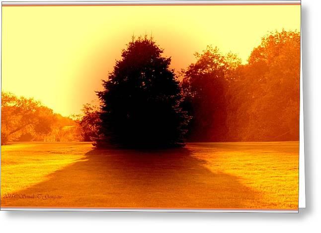 Nature 2 Greeting Card by Sonali Gangane