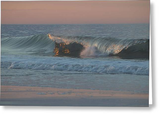 Natures Wave Greeting Card