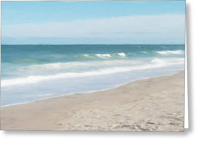 Nauset Beach Greeting Card