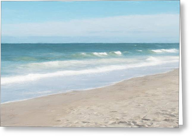 Nauset Beach Greeting Card
