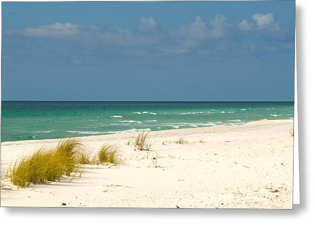 Navarre Beach Florida Greeting Card