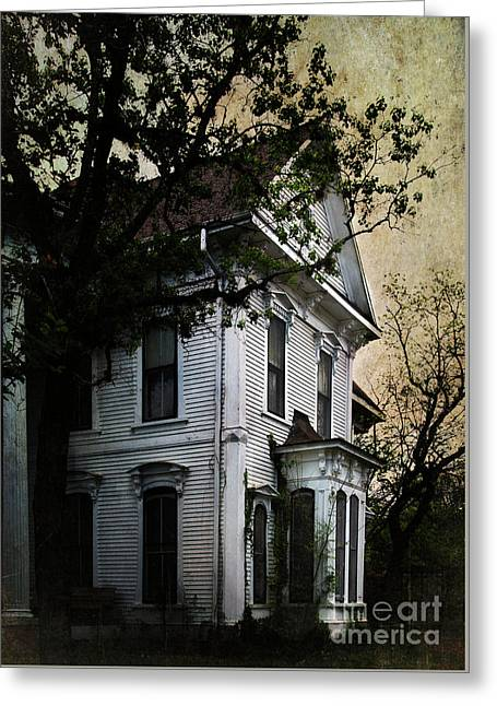 Greeting Card featuring the photograph Navasota 2 by Elena Nosyreva
