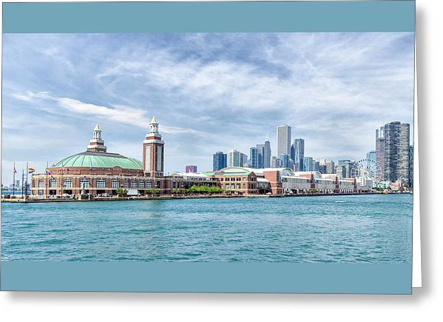 Navy Pier - Chicago Greeting Card