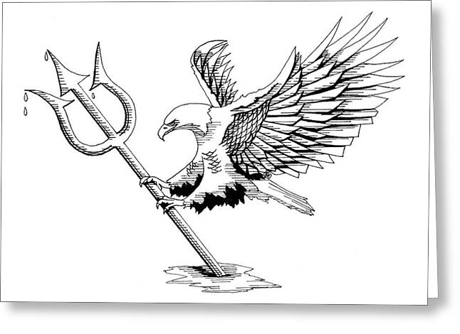 Navy Seals Greeting Card by Scarlett Royal