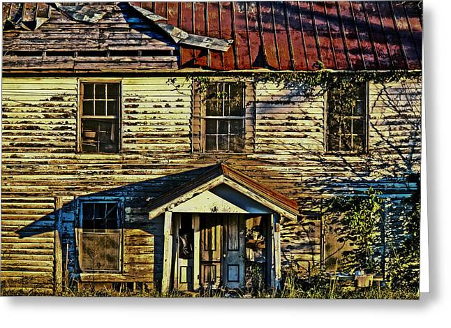 Nc 57 Greeting Card by David A Brown