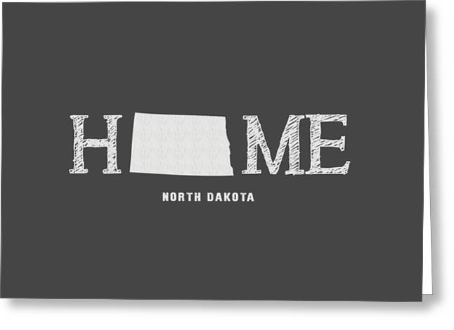Nd Home Greeting Card