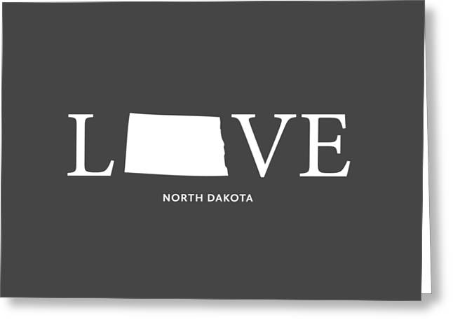 Nd Love Greeting Card