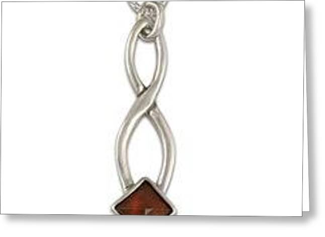 Necklaces For Womens Greeting Card