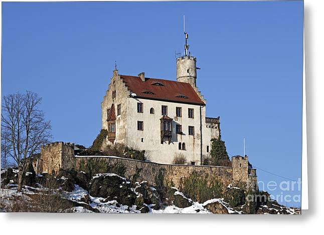 Neo-gothic Style Architecture, Germany Greeting Card