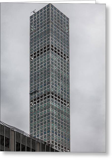 New High Rise Greeting Card