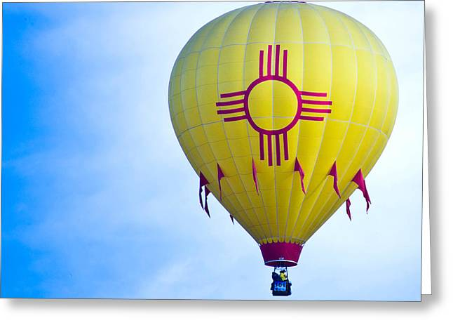New Mexico Shines Greeting Card