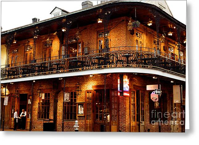Kim Photographs Greeting Cards - New Orleans and all that Jazz Greeting Card by Kim Fearheiley