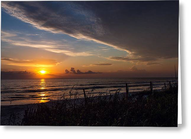 New Smyrna Beach Greeting Card