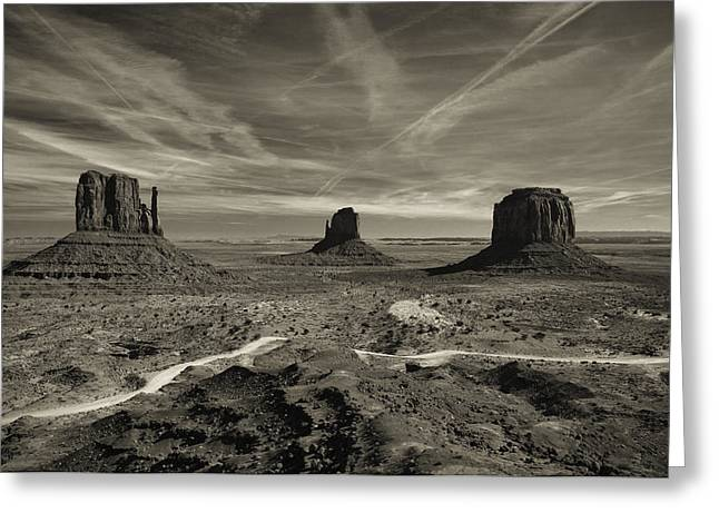 Monument Valley 9 Greeting Card