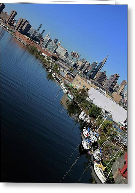 New York City-3 Greeting Card