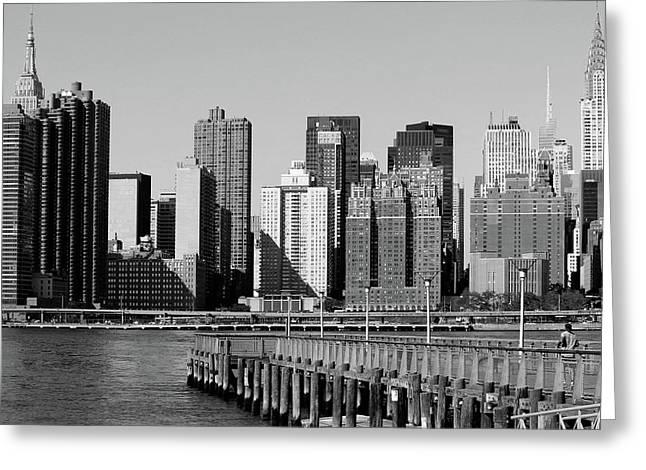 New York City-7 Greeting Card