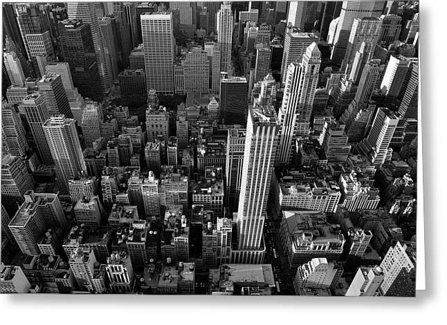 New York, New York 5 Greeting Card
