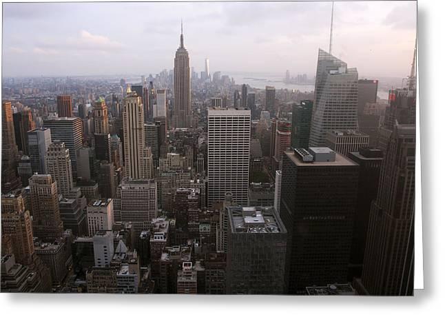 New York, New York Greeting Card