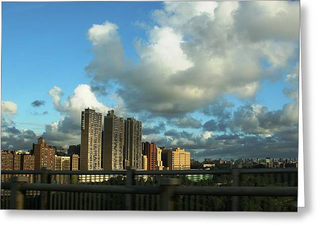 New York Greeting Card by Paul SEQUENCE Ferguson             sequence dot net