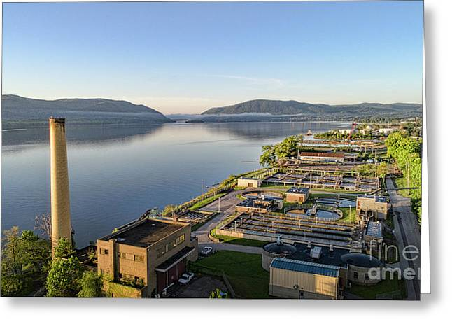 Newburgh And The Hudson Highlands Greeting Card
