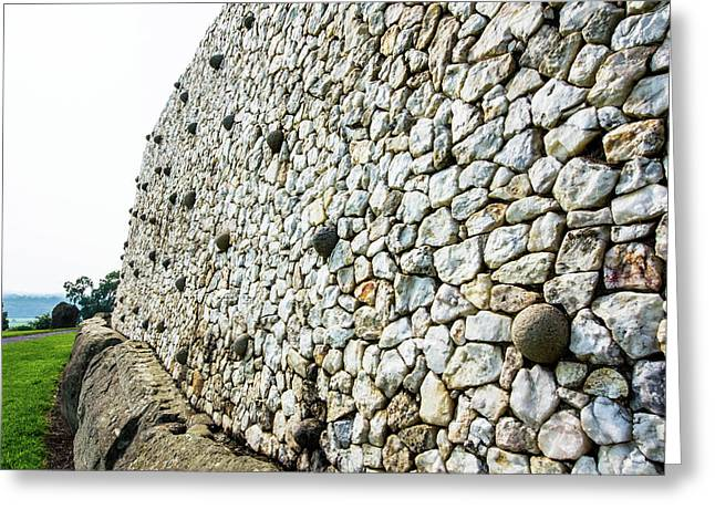 Newgrange Greeting Card