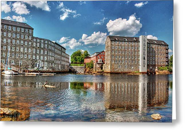 Newmarket Mills Greeting Card