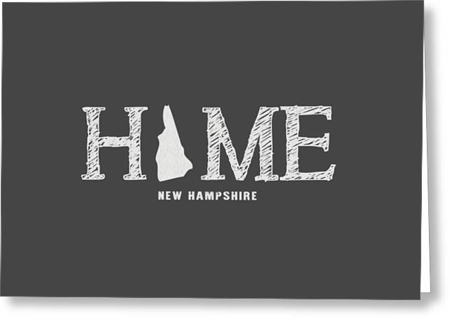 Nh Home Greeting Card