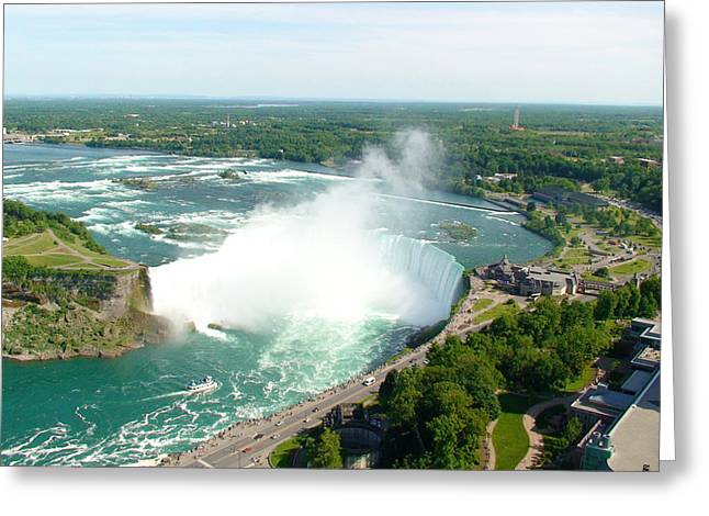 Niagara Falls Ontario Greeting Card