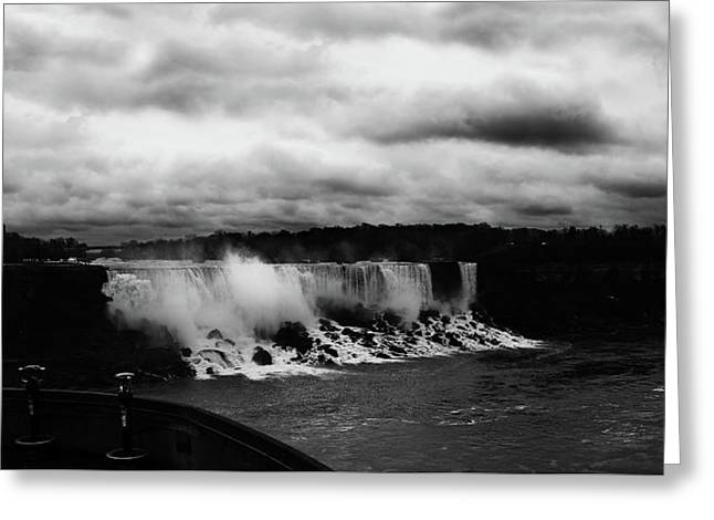 Niagara Falls - Small Falls Greeting Card