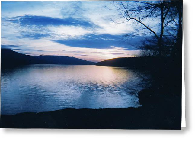 Nickajack Lake Greeting Card by Utopia Concepts