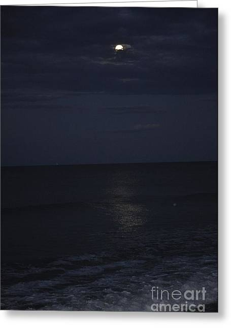 Night Moves 3 Greeting Card