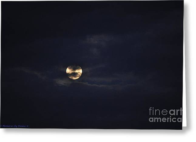 Night Moves 5 Greeting Card