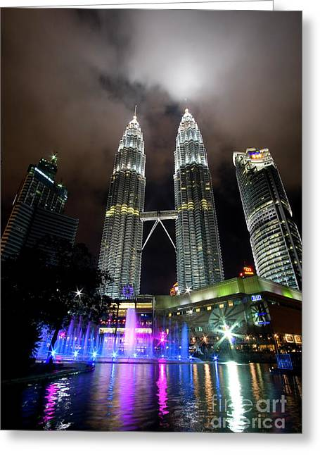 Klcc Greeting Cards Page 2 Of 4 Fine Art America