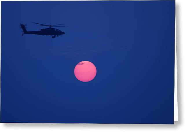 Night Watch 2 Greeting Card by Don Prioleau