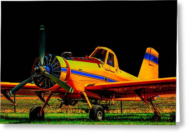Nightstalker 439 Greeting Card