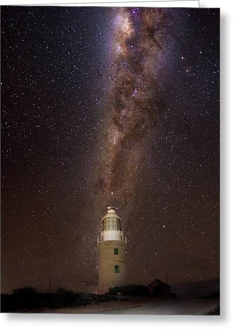 Vlaming Head Lighthouse  Greeting Card by Martin Capek