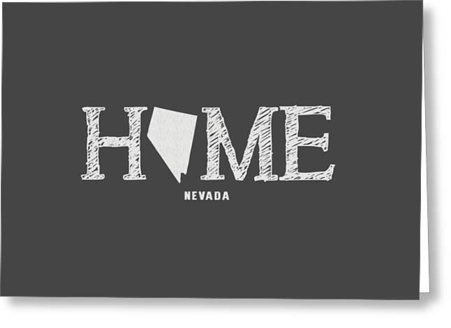 Nm Home Greeting Card by Nancy Ingersoll