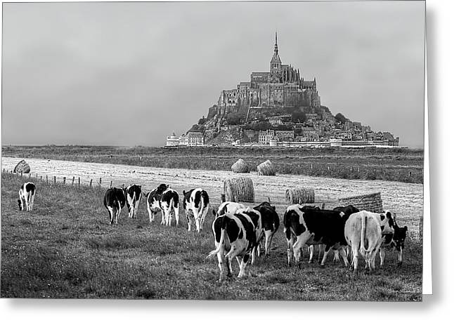 Normandy Greeting Card